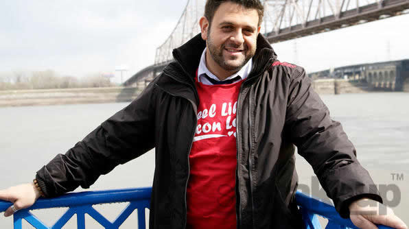 Stlmakeup Print & Production Work - Adam Richman