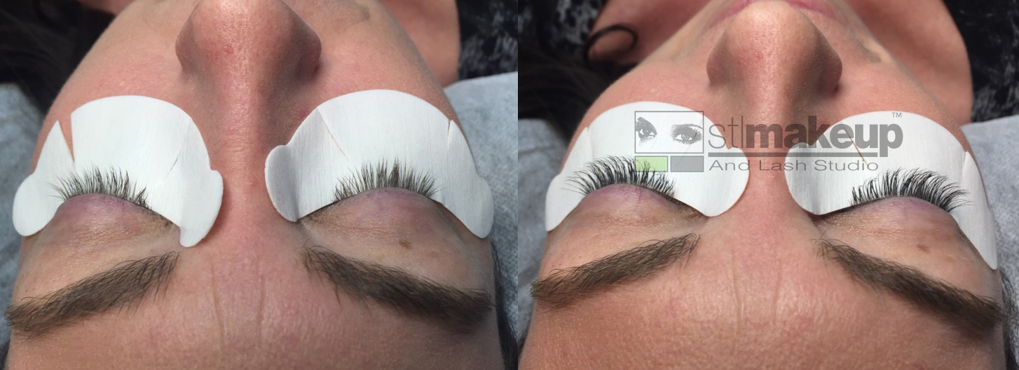 Eyelash Extensions by Stlmakeup
